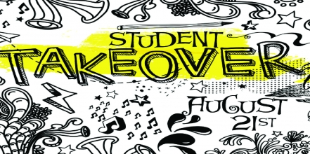 Student Take Over
