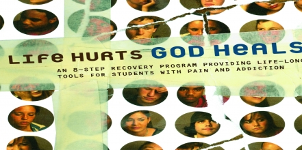 Life Hurts God Heals Web