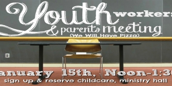 Youthworker Parentmtg