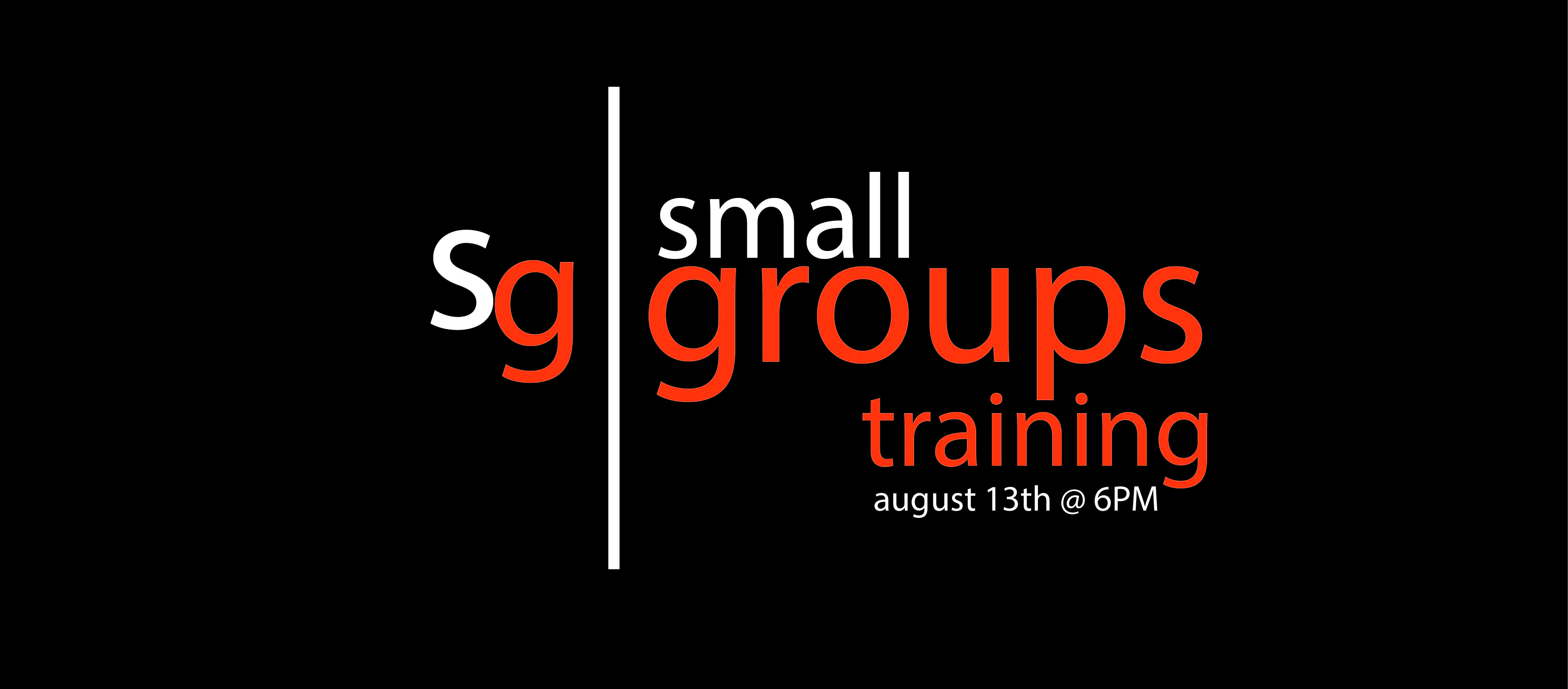 Small Group Leader 23